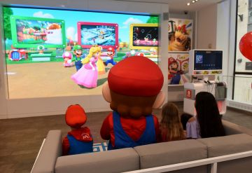 Immagine -5 del gioco Super Mario Party per Nintendo Switch