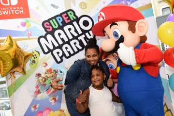 Immagine -2 del gioco Super Mario Party per Nintendo Switch