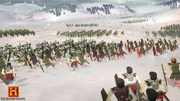 Immagine -3 del gioco The History Channel: Great Battles of Rome per PlayStation PSP