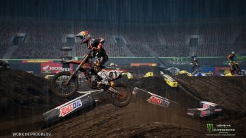 Immagine -5 del gioco Monster Energy Supercross - The Official Videogame per Playstation 4