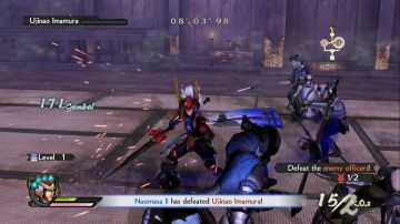 Immagine -15 del gioco Samurai Warriors 4 per PlayStation 4