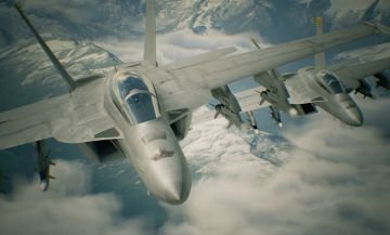 Immagine 0 del gioco Ace Combat 7: Skies Unknown per PlayStation 4
