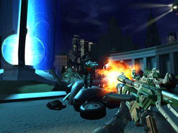Immagine -3 del gioco TimeShift per Xbox 360