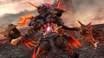 Immagine -1 del gioco Soul Calibur: Broken Destiny per PlayStation PSP