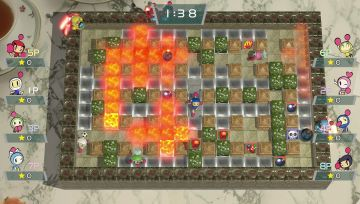 Immagine -2 del gioco Super Bomberman R per Nintendo Switch