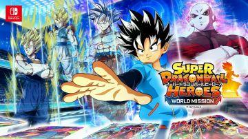 Immagine -3 del gioco Super Dragon Ball Heroes World Mission per Nintendo Switch
