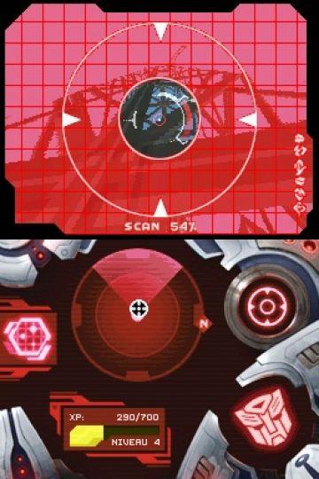 Immagine -3 del gioco Transformers: Autobots per Nintendo DS