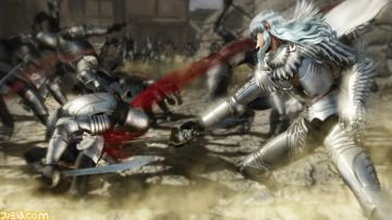 Immagine -5 del gioco Berserk and the Band of the Hawk per PSVITA