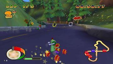 Immagine -5 del gioco Pac-Man World Rally per PlayStation PSP