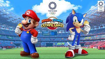 Immagine -5 del gioco Mario & Sonic ai Giochi Olimpici di Tokyo 2020 per Nintendo Switch