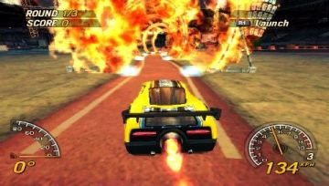 Immagine -5 del gioco Flat Out: Head On per PlayStation PSP