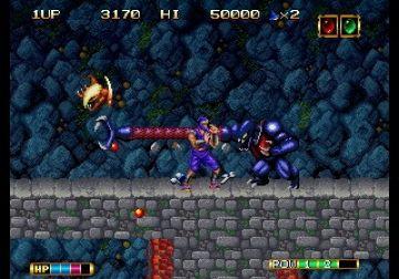 Immagine -3 del gioco SNK Arcade Classics Volume 1 per PlayStation PSP