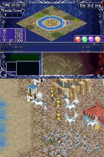 Immagine 0 del gioco Ys Strategy per Nintendo DS