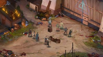 Immagine -13 del gioco Ash of Gods : Redemption per Xbox One