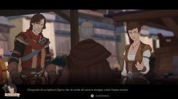 Immagine -15 del gioco Ash of Gods : Redemption per Xbox One
