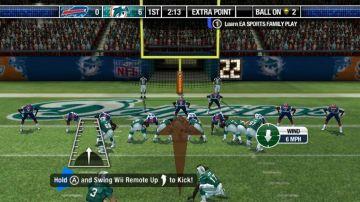 Immagine -1 del gioco Madden NFL 08 per Nintendo Wii