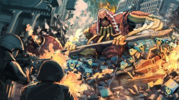 Immagine -2 del gioco Giga Wrecker Alt. per PlayStation 4