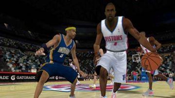 Immagine -4 del gioco NBA 2K10 per Nintendo Wii