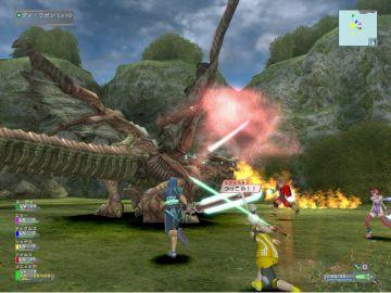 Immagine -3 del gioco Phantasy Star Universe per PlayStation 2