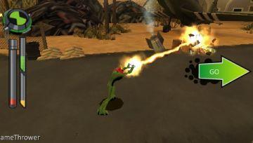 Immagine -3 del gioco Ben 10: Alien Force - The Game per PlayStation PSP