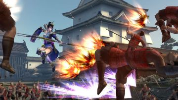 Immagine -7 del gioco Samurai Warriors 4 per PlayStation 4