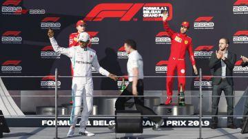 Immagine -5 del gioco F1 2019 per PlayStation 4