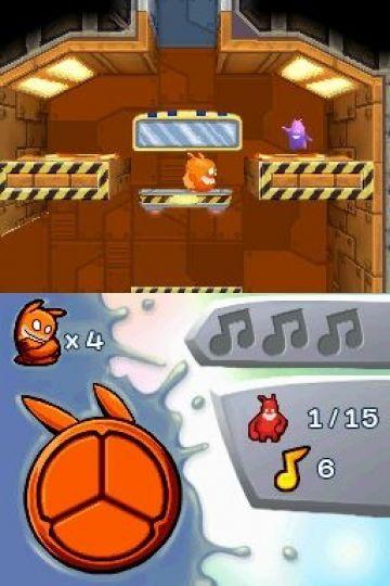 Immagine -2 del gioco de Blob 2 per Nintendo DS