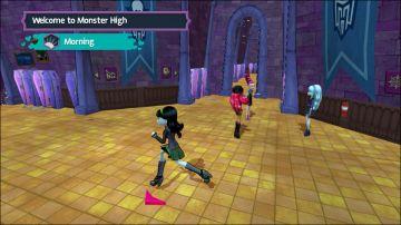 Immagine -1 del gioco Monster High: Una nuova Mostramica a Scuola per Nintendo Wii U