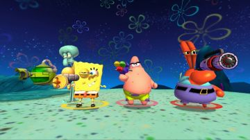 Immagine -5 del gioco SpongeBob SquarePants: La Vendetta Robotica di Plankton per Nintendo Wii U