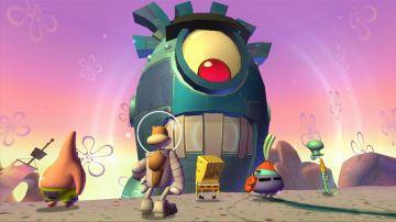 Immagine -3 del gioco SpongeBob SquarePants: La Vendetta Robotica di Plankton per Nintendo Wii U