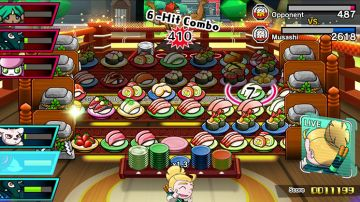 Immagine -4 del gioco Sushi Striker: The Way of Sushido per Nintendo Switch
