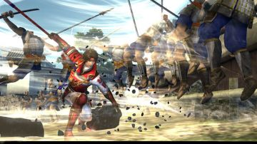 Immagine -6 del gioco Samurai Warriors 4 per PlayStation 4