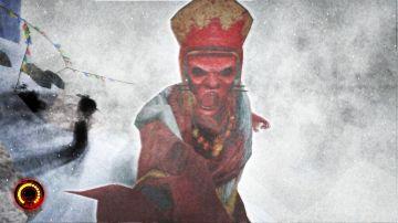 Immagine -5 del gioco Cursed Mountain per Nintendo Wii