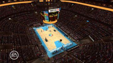 Immagine -1 del gioco NBA Live 09 per PlayStation 3