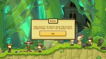 Immagine -3 del gioco Scribblenauts Unlimited per Nintendo Wii U