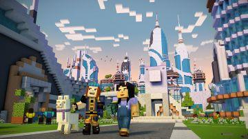 Immagine -5 del gioco Minecraft: Story Mode per PlayStation 3