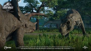 Immagine -4 del gioco Jurassic World: Evolution per Xbox One