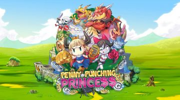 Immagine -4 del gioco Penny-Punching Princess per Nintendo Switch