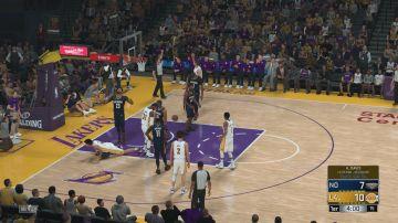 Immagine -5 del gioco NBA 2K18 per PlayStation 4