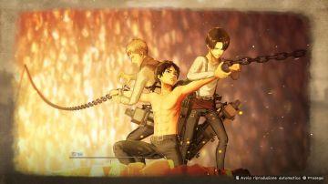 Immagine -10 del gioco Attack on Titan 2: Final Battle per Xbox One