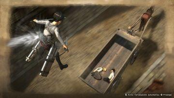 Immagine -4 del gioco Attack on Titan 2: Final Battle per Xbox One