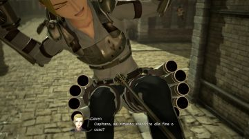 Immagine -5 del gioco Attack on Titan 2: Final Battle per Xbox One
