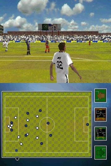 Immagine -1 del gioco FIFA 08 per Nintendo DS