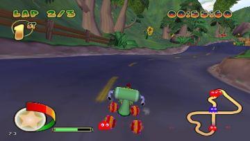 Immagine -4 del gioco Pac-Man World Rally per PlayStation PSP