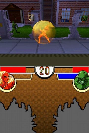 Immagine -8 del gioco Marvel Nemesis: L'Ascesa degli Esseri Imperfetti per Nintendo DS