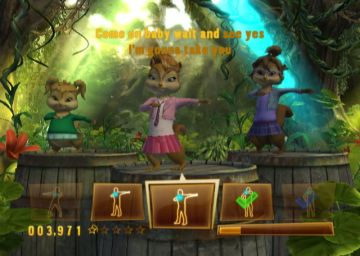 Immagine -4 del gioco Alvin & The Chipmunks per Nintendo Wii