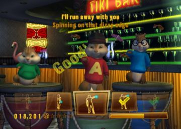 Immagine -3 del gioco Alvin & The Chipmunks per Nintendo Wii