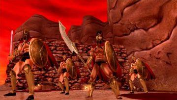Immagine -10 del gioco 300: March to Glory per PlayStation PSP
