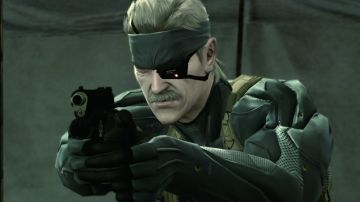 Immagine -5 del gioco Metal Gear Solid 4: Guns of the Patriots per Playstation 3
