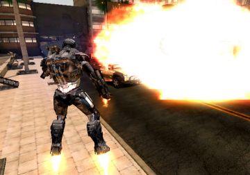 Immagine -4 del gioco Iron Man 2 per Nintendo Wii